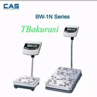 timbangan digital/timbangan duduk merk CAS BW-1N cap 75kg