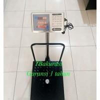 timbangan digital murah/ timbangan barang/timbangan duduk 150 Kg