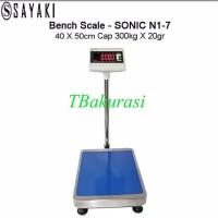 timbangan barang/timbangan digital/timbangan duduk 150 kg/10g