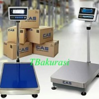 Timbangan duduk , CAS Bench Scale HDI cap 150kg