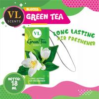 VL SCENT CAR GREEN TEA Parfum Mobil Pengharum Ruangan Aroma Teh Hijau