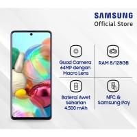 Samsung Galaxy A71 (8Gb/ 128 Gb/ Garansi Resmi)