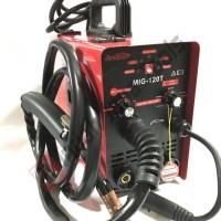 REDBO MIG 120 T Mesin Las CO Flux Core Tanpa Gas CO2 MAG Gasless 120T