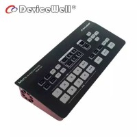DEVICEWELL MICRO HDMI SWITCHER 4 CHANNEL