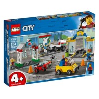 LEGO City 60232 Garage Center