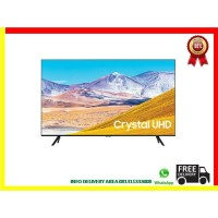 SAMSUNG LED TV 55TU8000 - SMART TV LED 55 INCH CRYSTAL UHD UA55TU8000
