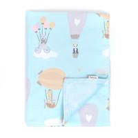 Mooi selimut newborn bayi (Holiday Balloons)