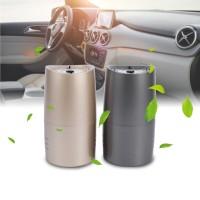 [Bayar Di Tempat]Filter Pembersih Udara Ionizer Mini USB untuk Mobil