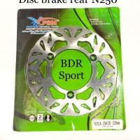Disc Brake Piringan Cakram Belakang Ninja 250 - PSM