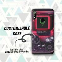 Custom Case Samsung Note 5 7 FE 8 9 10 GAMEBOY 11 Casing