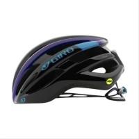 HELMET SEPEDA GIRO FORAY MIPS ROAD CYCLING HELM - BLACK BLUE