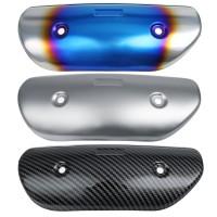 [HOT SALE] Exhaust Muffler Pipe Heat Shield Protector Cover Heel Guard