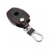 Bahan untuk Kunci W124 Mobil Mercedes-Benz Cover W202 Pelindung Kulit