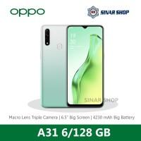 Oppo A31 Ram 6/128 GB - Garansi Resmi