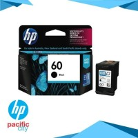 CATRIDGE TINTA HP 60 BLACK ORIGINAL
