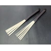 Stick Brush Nylon / Stick drum Brush Nilon / Stick Cajon Brush