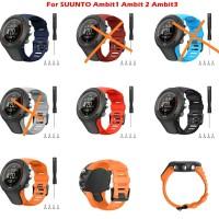 Suunto ambit1 ambit2 ambit3 Tali strap jam tangan Ambit 1 2 3 watch