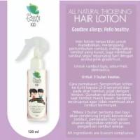 BEAUTY BARN NATURAL HAIR LOTION 120 ML
