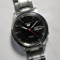 ORIGINAL SEIKO 5 AUTOMATIC SNK809 7S26 jam tangan pria asli antik ori