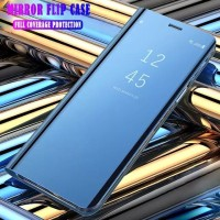 Vivo V19 Flip Case Clear View Standing Cover
