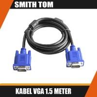 KABEL VGA 1.5M / VGA 1.5 METER / VGA 1.5 M DIGITAL Bagus