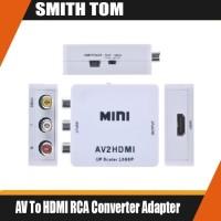 AV To HDMI RCA Converter Adapter