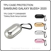 Casing Samsung Galaxy Buds+ Plus TPU Case Protection - J191