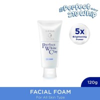 Senka Perfect Whip Facial Foam White Clay 120 gr