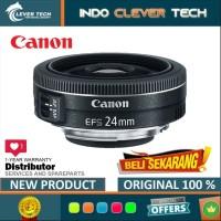 Lensa Fix Canon EFS 24MM F/2.8 STM
