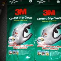 3M Comfort grip gloves .sarung tangan 3M size L