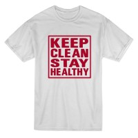Kaos Keep Clean Stay Healthy