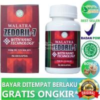 Walatra Zedoril 7 100% Original Dikrim Dari Gudang