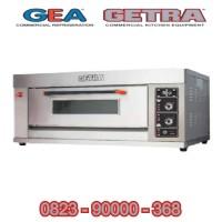 Oven Pemanggang Roti Gas / Gas Baking Oven / GETRA RFL-11SS