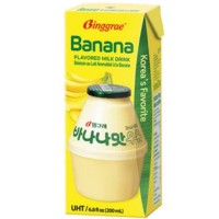 Binggrae Banana Milk Drink