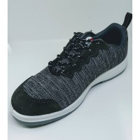 Sepatu Safety EUROSTAT Grey Hound Original
