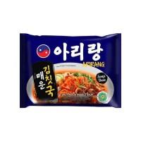 MIE KOREA ARIRANG BLUE (Mie Instan Kimchi Pedas) 120g