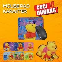 Mouse Pad Motif Lucu - Mousepad Gaming untuk Komputer / Laptop