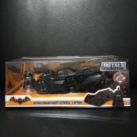 Metal Diecast Jada 1/24 Batman Arkham Knight Batmobile & Batman