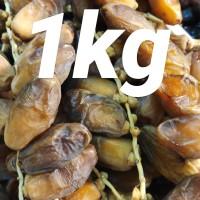 kurma tunisia tangkai 1kg palm fruit palmfrutt palmfruit