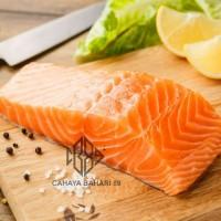 Salmon Fillet FRESH 250gr Sashimi Grade