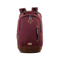 Tas Ransel / Tas Laptop Rayleigh Daypack Canvas Unisex - RFWN Maroon