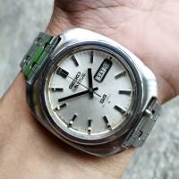 Jam Tangan Vintage Antik Seiko Actus Ss Autimatic 23 Jewels