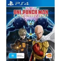 One Punch Man A Hero Nobody Knows PS4 Games Download Digital Bandai
