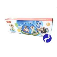 Tenda Mandi Bola Elsa&Frozen Mainan Anak Mandi Bola Frozen No.SG7001FZ