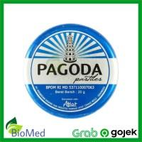 PAGODA PASTILES - Permen Pelega Sakit Tenggorokan Batuk
