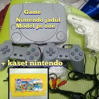 game /nintendo jadul+kaset/mainan anak