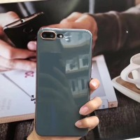 Soft Case iPhone 6/6s/6Plus/XMax/XProMax GREY MIRROR CASE