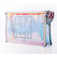 Pouch Serbaguna Terbaru Import Murah POUCH VACATION DAY