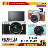 Fujifilm XA20 / X-A20 Kit XC 15-45mm Mirrorless Kamera