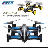Drone JJRC H23 Mobil Terbang / Car Flying RC Dual Remote
